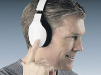 Bluetooth-наушники Finger Swipe Headphones