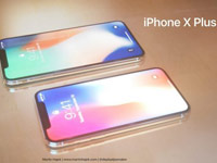 Концепт 6.7-дюймового iPhone X Plus