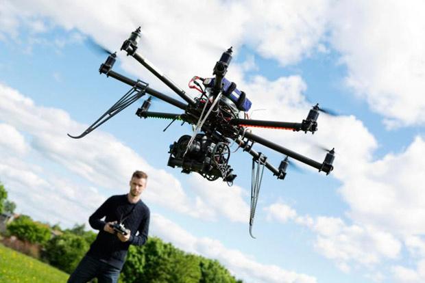 Twitter хочет запатентовать управление дронами с помощью твитов