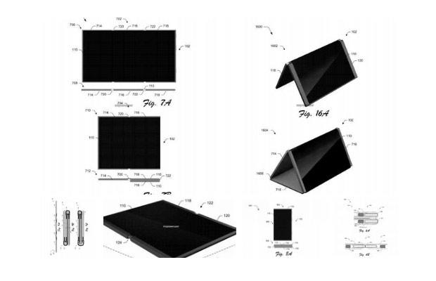 Microsoft хочет покорить мобильный рынок гибким телефоном Surface