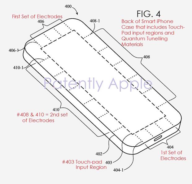 Apple отыскала замену кнопке «Домой» вiPhone