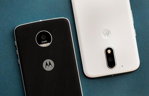 Винтернете появилось новое фото Moto G5 Plus