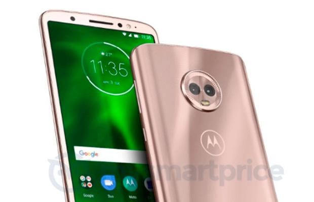 Смартфон Moto G6 Play засветился вбенчмарке