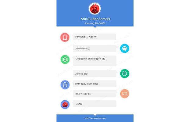 Самсунг Galaxy S9 Мини прошел тестирование вбенчмарке