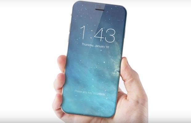 Стали известны размеры экрана iPhone 8