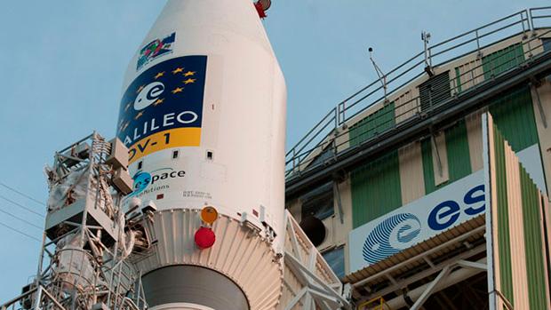 ВЕвропе запустят глобальную спутниковую систему навигации Galileo