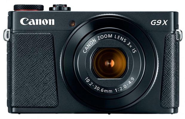 CES 2017: Canon представила продвинутый компакт PowerShot G9 XMarkII