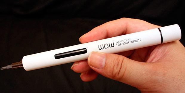 WowStick 1fs: электрическая отвертка Xiaomi