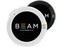 Компания BEAM Authentic выпустила смарт-значок BEAM