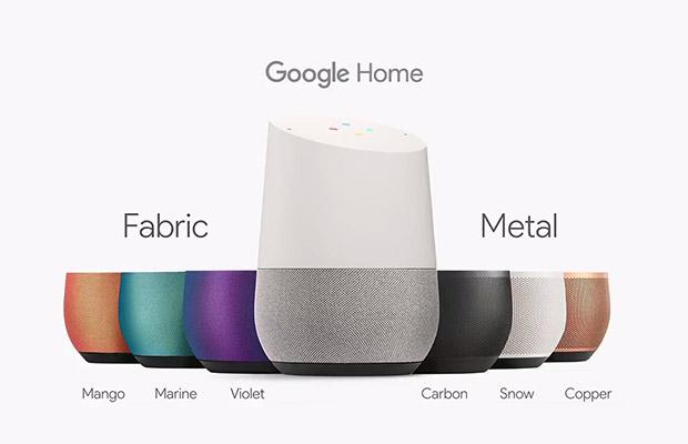 Google выпустила колонку Home споддержкой Google Assistant