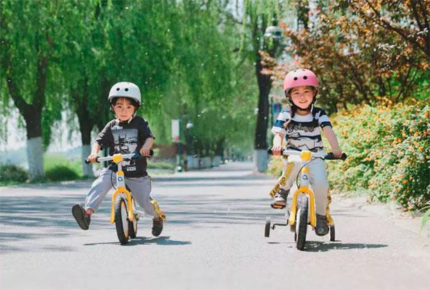 Xiaomi выпускает новый детский велосипеда за $87