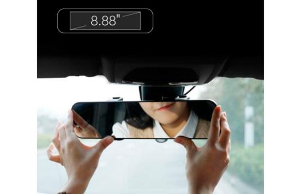 Xiaomi выпустила умное зеркало заднего вида для авто