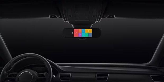 Xiaomi выпустила «умное» зеркало сискусственным интеллектом для авто