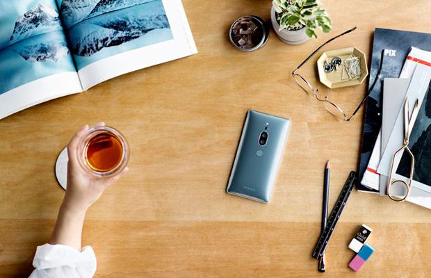 Sony Xperia XZ2 Premium с 4K HDR дисплеем представлен официально