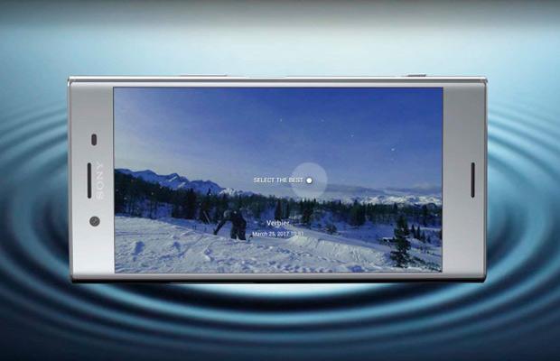 Европейский первый день продаж Сони Xperia XA1 назначен на10апреля