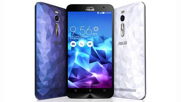 Asus представила смартфон ZenFone 2 Deluxe Special Edition
