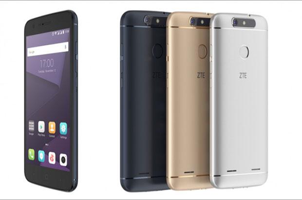 ZTE выпустит смартфоны Blade V8 Mini и Lite