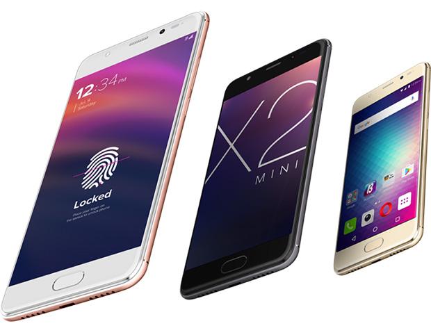 BLU представила смартфон Life One X2 Мини