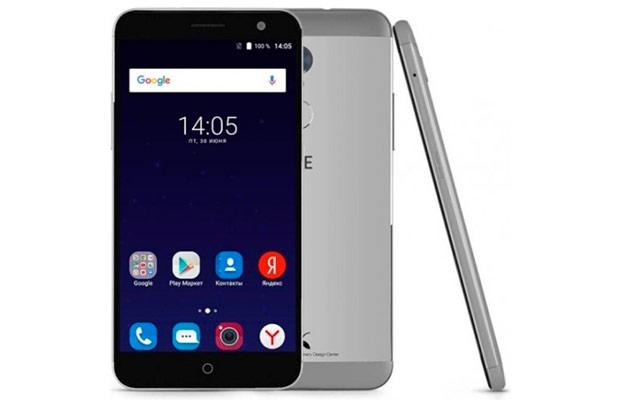 ZTE представила простой смартфон Blade V7 Plus