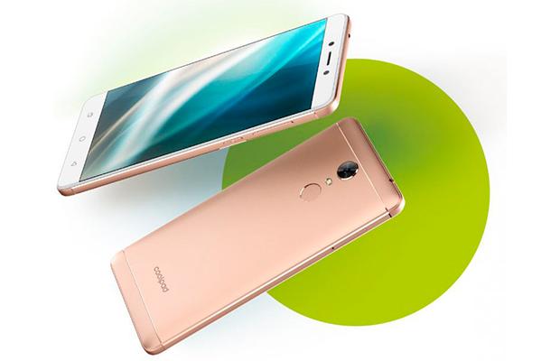 Coolpad представила смартфон Note 5 Lite C