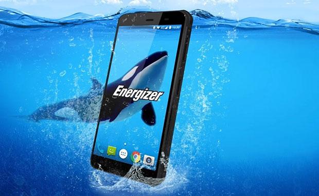 Energizer представила защищенный безрамочный смартфон с батареей на 4800 мАч
