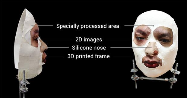Специалисты из Вьетнама создали маску, которая «взламывает» Face ID в iPhone X