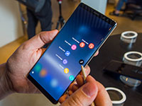 Samsung Galaxy Note9 на базе Exynos 9810 побывал в Geekbench