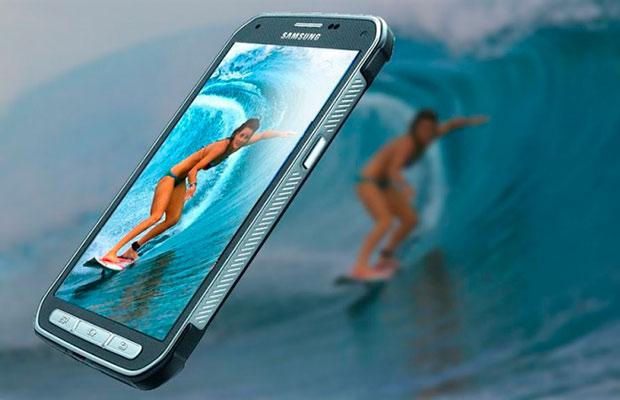 Galaxy S7 Active тонут из-за трудностей напроизводстве