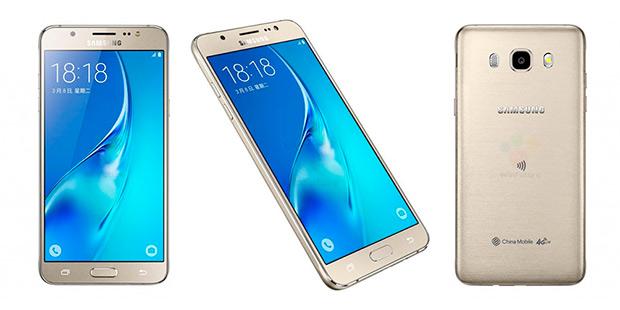 Смартфон Samsung Galaxy J5 (2016) засветился на рендерах