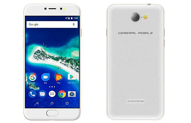 Официально представлен General MobileGM 6— смартфон программы андроид One