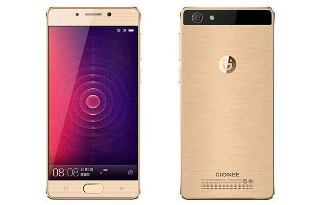 Gionee выпускает смартфон Steel 2