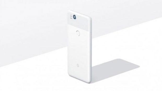 Google решила проблему свыгоранием дисплеев исвистом вPixel 2
