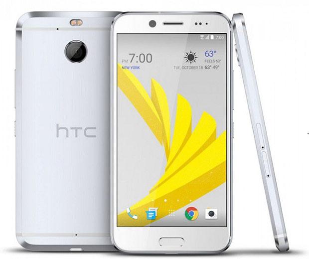 HTC Bolt будет самым мощным телефоном компании
