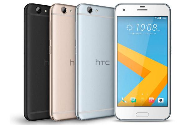 HTC One A9s: железный смартфон cдизайном iPhone
