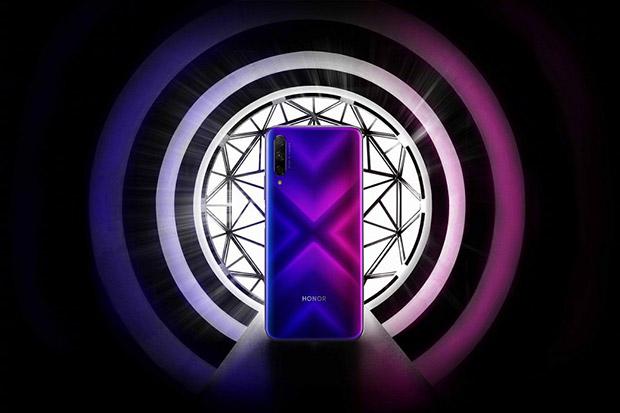 Выяснены технические характеристики смартфона Honor 9X Pro