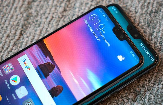 Немецкий ритейлер раскрыл все секреты смартфонов Huawei P20 и Huawei P20 Pro