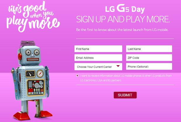 LGпоказала флагманский смартфон G5