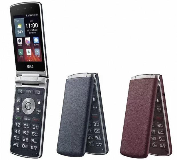 Представлен бюджетный смартфон LG Max