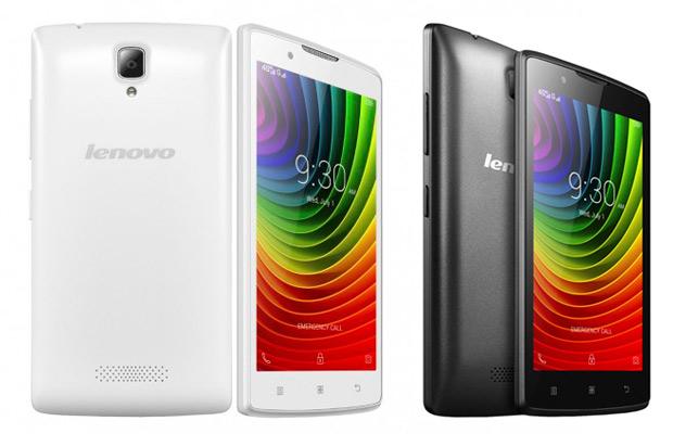 Lenovo представила бюджетный вариант 4G-смартфона