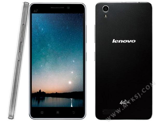 Бренд Lenovo провел презентацию смартфона эконом-класса A3900