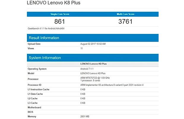 Meizu Pro 7 Plus сейчас снабжен процессором MediaTek Helio X30
