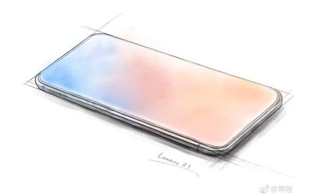 Образ телефона Lenovo Z5 всплыл вглобальной сети