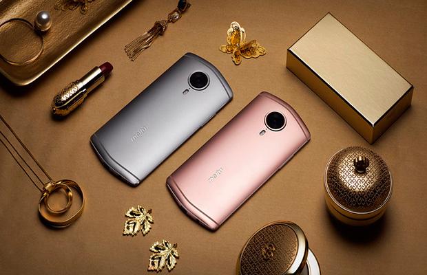 Новый смартфон Meitu стал идеальным гаджетом для селфи