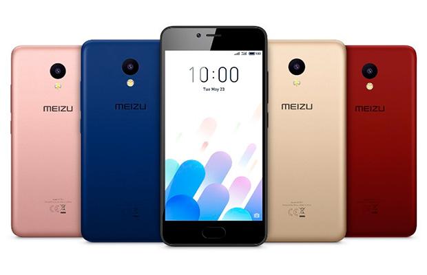 Meizu M5c— самый недорогой смартфон компании, призванный стать заменой красному iPhone 7