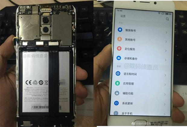 Новый Meizu M6 Note с двойной камерой засветился на фото Н