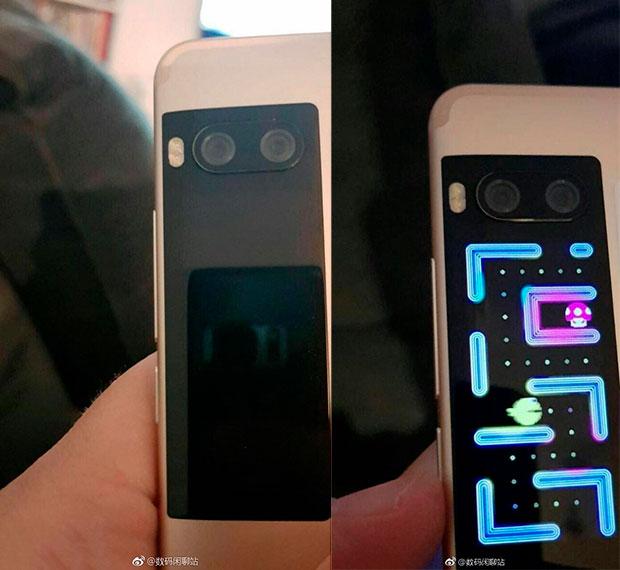 Meizu Pro 7 получит 2-ой цветной дисплей