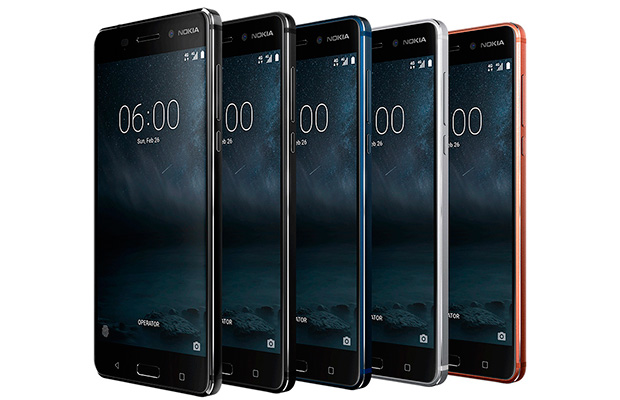 MWC 2017: HMD анонсировала мобильные телефоны нокиа 3 и5