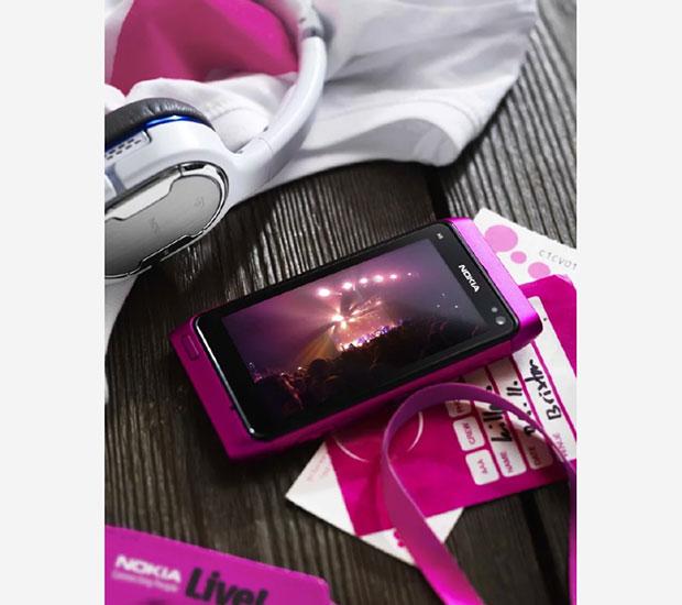 HDM Global через некоторое количество дней представит новый смартфон нокиа N-серии
