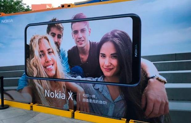 Смартфон Nokia X6 будет объявлен 16 мая в Китае