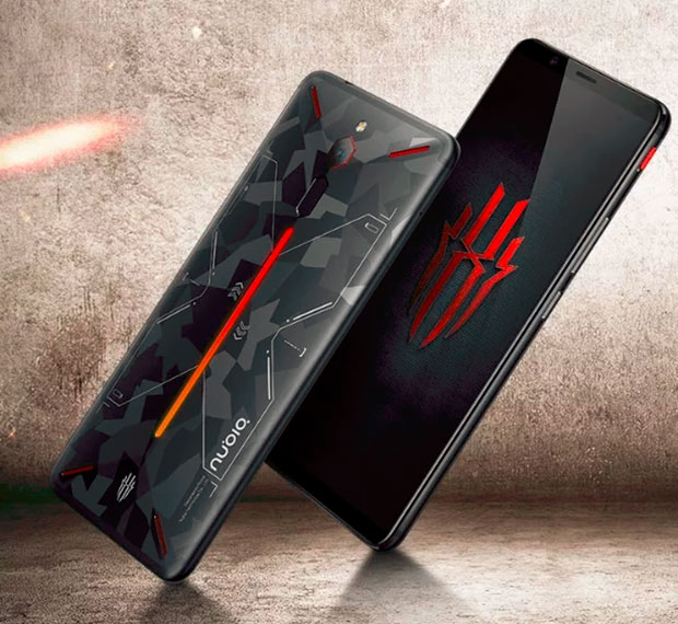 Игровой смартфон Nubia Red Magic выпущен ограниченной версией вцвете Urban Camouflage